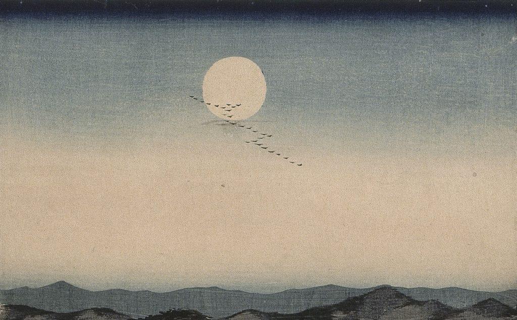 Vue des huit sites célèbres de Kanazawa le soir